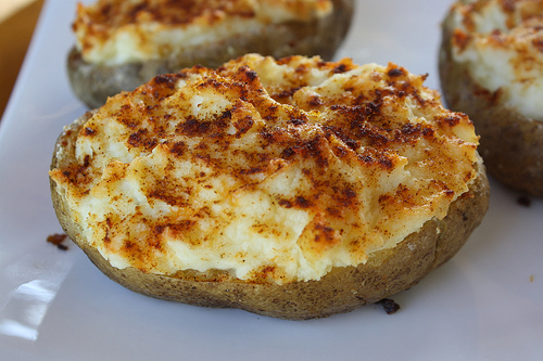 Creamy Twice Baked Potato Recipe