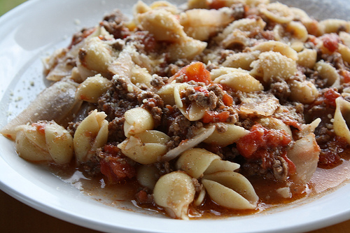 Simple Macaroni and Tomato Recipe