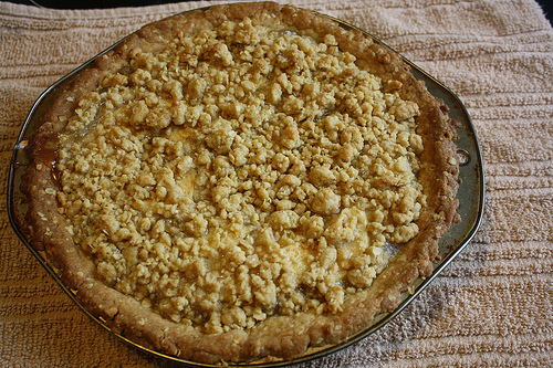 Dutch Apple Pie Recipe picture