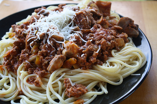 Simple Spaghetti Sauce Recipe picture