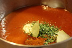 Simple Spaghetti Sauce Recipe prep picture 1