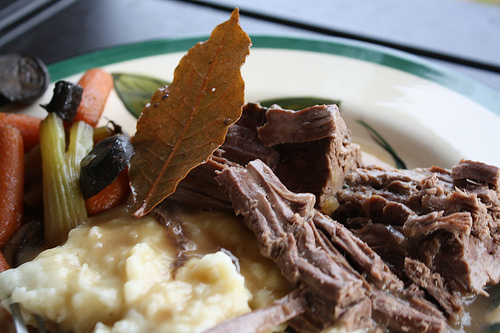 Venison Pot Roast Recipe picture