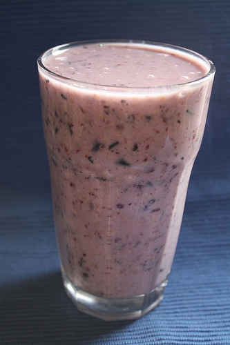 Blueberry Breakfast Smoothie Recipe picture