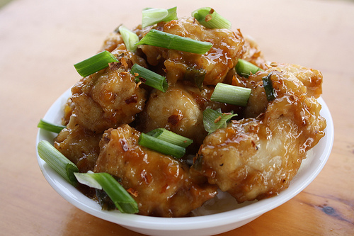 Panda Express Orange Chicken Recipe