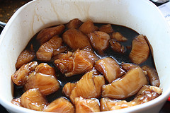 Sesame Chicken in marinade Recipe picture