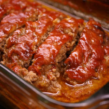 Simple Meatloaf Recipe Cully S Kitchen