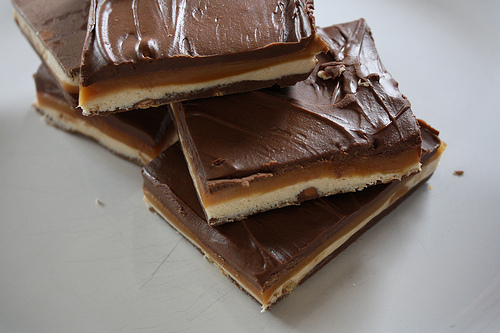 Snickers Candy Bar Recipe picture