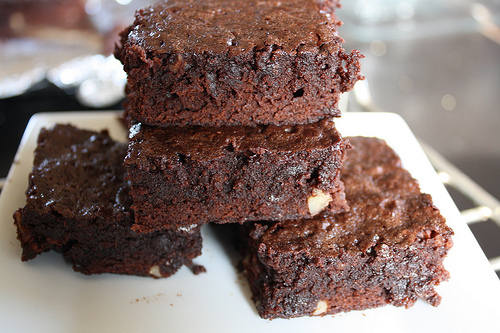 Brownie recipes with cocoa