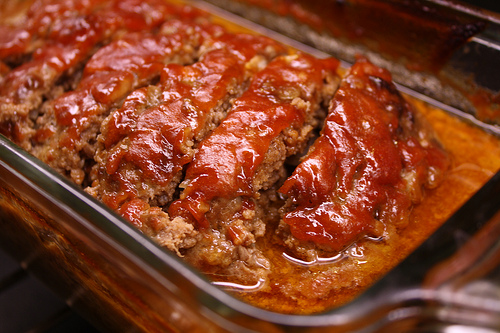 Simple Meatloaf Recipe | Free Delicious Italian Recipes ...