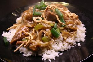 Chinese Pork Chow Mein Recipe