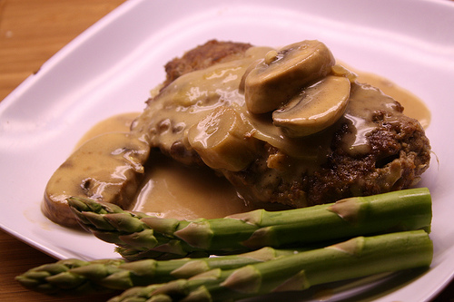 Simple Salisbury Steak Recipe picture