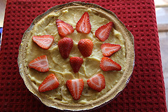 Strawberry Banana Cream Pie Recipe 114