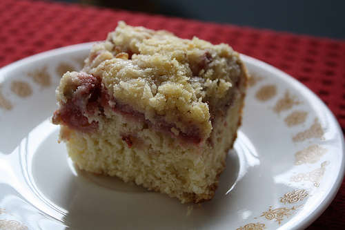 Easy and quick coffee cake recipes