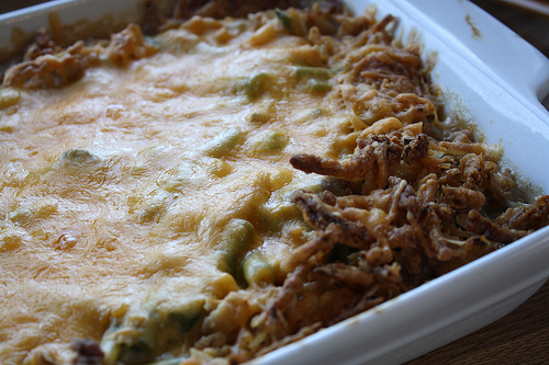 Green Bean Casserole Recipe picture