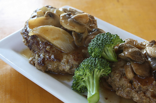 Simple Chopped Steak and Gravy Recipe picture