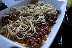 Baked Spaghetti Recipe picture 1