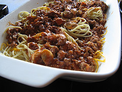 Baked Spaghetti Recipe picture 2