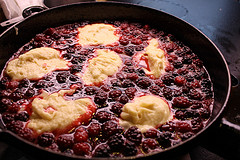 blackberry cobbler prep picture 4