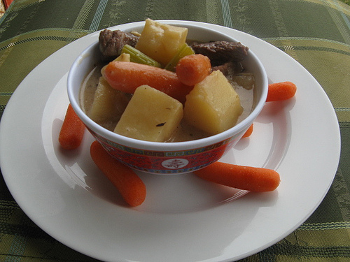 Herbed Lamb or Beef Stew picture