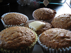 Low Fat Oatmeal Muffin 42