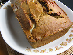 Cream Cheese Filled Pumpkin Bread 52