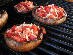 Grilled Stuffed Portabella Mushroom Recipe picture