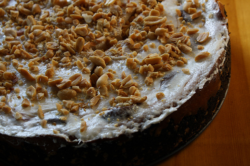 Reese's Peanut Butter Cup Cheese Cake Recipe