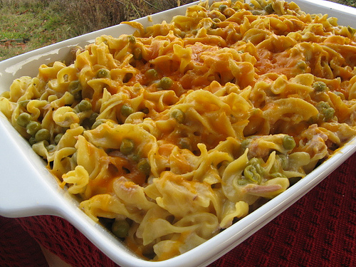 Simple Tuna Casserole picture