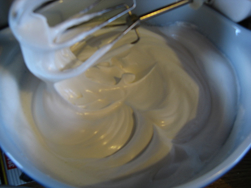 Meringue Topping Recipe