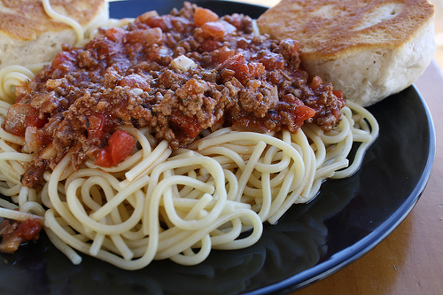 Simple Spaghetti Sauce Recipe