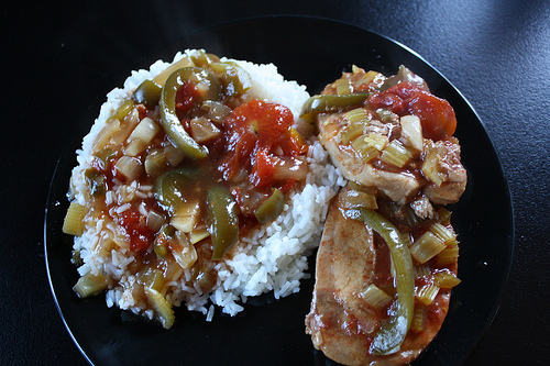 Simple pork chop recipes crock pot