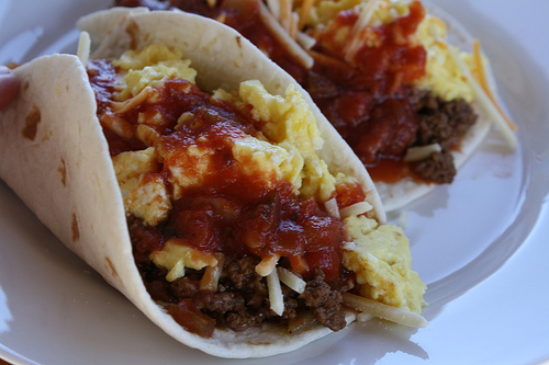 Breakfast Taco Recipe