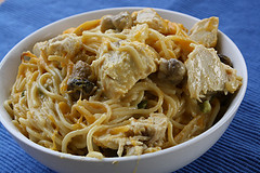 Cheesy Chicken Spaghetti Recipe picture 91