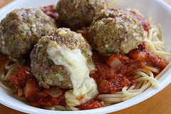 Mozzarella Stuffed Meatball Recipe picture 51