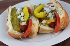 Chicago-Style Hot Dog Recipe