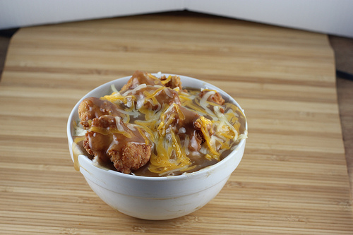 Mashed Potato Bowl