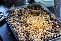 Beef Macaroni and Cheese Recipe