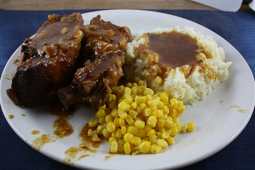 Slow Cooker Country-Style Pork Ribs