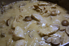 Stroganoff-Style Chicken Recipe