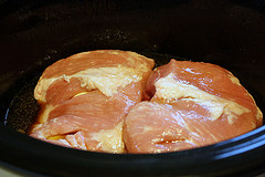 slow cooker pork
