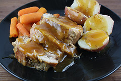 Slow Cooker Teriyaki Pork Roast Recipe