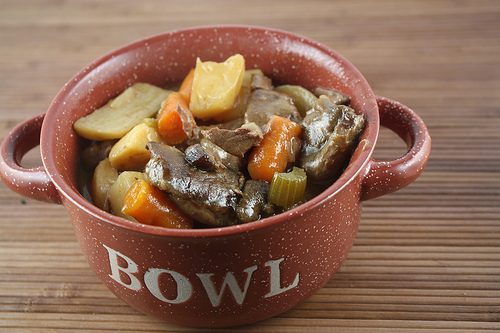 Slow Cooker Venison Stew Recipe