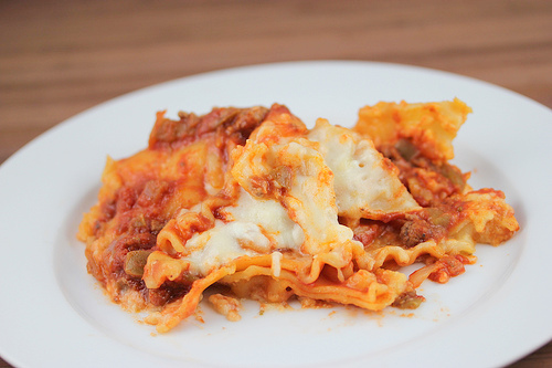 Slow Cooker Lasagna Recipe