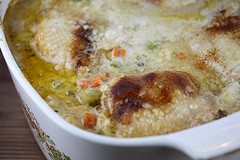 Chicken Vegetable Casserole