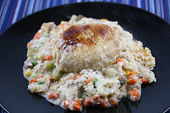 Chicken Vegetable Casserole recipe