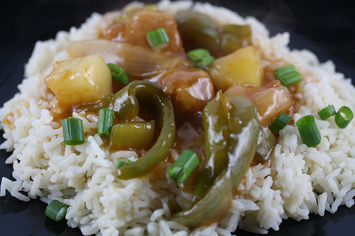 Sweet and Sour Pork (Wu Lo Yuk, Ku Lu Jou)