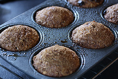 Oatmeal Raisin Muffin