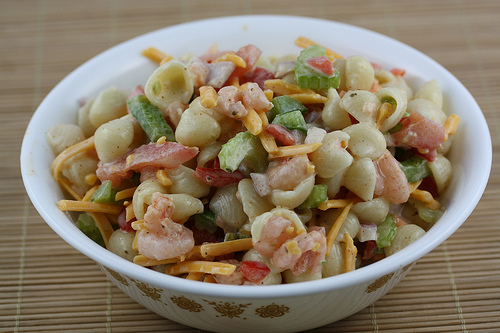 Shrimp and Pasta Salad Recipe