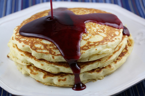 easy pancakes from scratch pancakes from scratch 30255