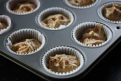 unbaked cup cakes